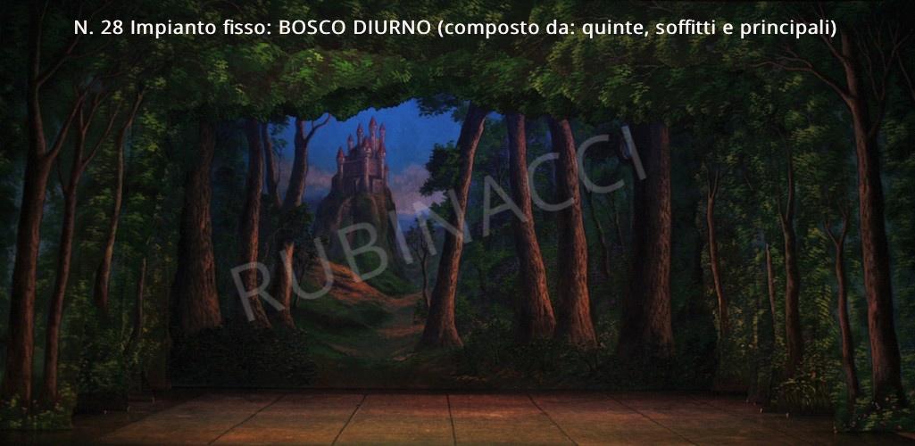 028 Bosco Diurno Quinte scenografiche